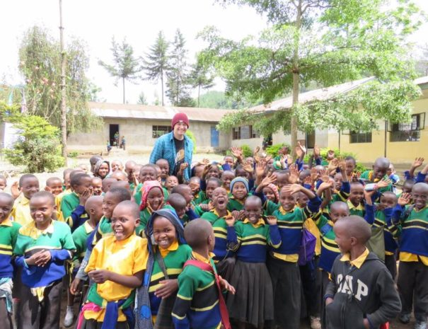 Mount Meru village and Songoro school | Safari Package, Best Safari Destinations